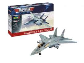 Planes  - F-14A Tomcat  - 1:48 - Revell - Germany - revell03865 | Toms Modelautos