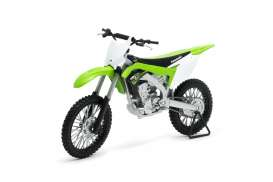 Kawasaki  - KX 250 2017 green/black - 1:10 - Welly - 62813 - welly62813 | Toms Modelautos
