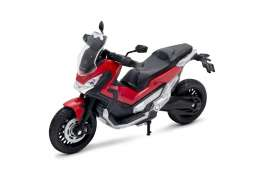 Honda  - X-ADV 2018 red/black - 1:18 - Welly - 12855 - welly12855 | Toms Modelautos