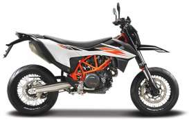 KTM  - black/white/orange - 1:18 - Maisto - 19131 - mai19131 | Toms Modelautos