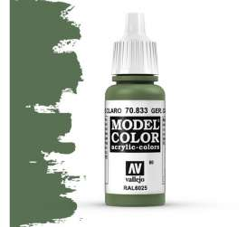 Paint Accessoires - German Camouflage Bright Green - Vallejo - val70833 - val70833 | Toms Modelautos