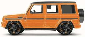 Mercedes Benz  - G-Class 1967 orange - 1:64 - Maisto - 15494-04106 - mai15494-04106 | Toms Modelautos