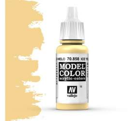 Paint Accessoires - Ice Yellow - Vallejo - val70858 - val70858 | Toms Modelautos