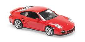 Porsche  - 1999 red metallic - 1:43 - Maxichamps - 940065201 - mc940065201 | Toms Modelautos