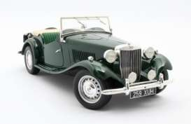 MG  - TD 1953 green - 1:18 - Cult Models - CML094-1 - CML094-1 | Toms Modelautos