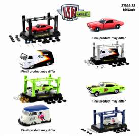 Assortment/ Mix  - various - 1:64 - M2 Machines - 37000-33 - M2-37000-33 | Toms Modelautos