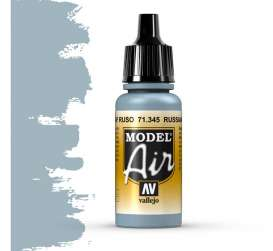 Paint Accessoires - Russian AF Grey N.8 - Vallejo - val71345 - val71345 | Toms Modelautos