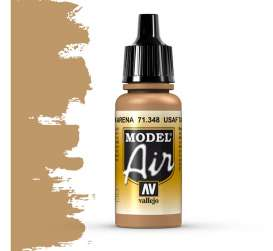 Paint Accessoires - USAF Tan - Vallejo - val71348 - val71348 | Toms Modelautos