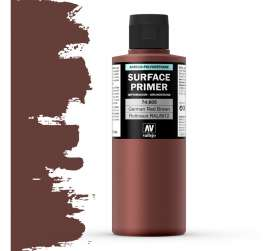 Paint Accessoires - German Red Brown - Vallejo - val74605 - val74605 | Toms Modelautos