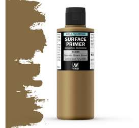 Paint Accessoires - German Green Brown - Vallejo - val74606 - val74606 | Toms Modelautos