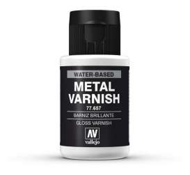 Paint Accessoires - Gloss Metal Varnish - Vallejo - val77657 - val77657 | Toms Modelautos