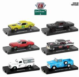 Assortment/ Mix  - various - 1:64 - M2 Machines - 11228-68 - M2-11228-68 | Toms Modelautos
