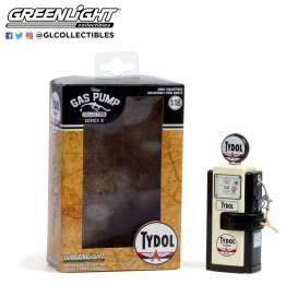 Accessoires diorama - 1948 black/white - 1:18 - GreenLight - 14090 - gl14090A | Toms Modelautos
