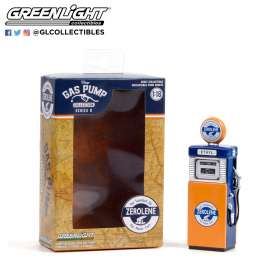 Accessoires diorama - 1951 orange/blue/light blue - 1:18 - GreenLight - 14090 - gl14090B | Toms Modelautos