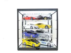 Accessoires diorama - 2021 black - 1:18 - Triple9 Collection - 247840Mbk - T9-247840Mbk | Toms Modelautos