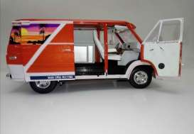Chevrolet  - G-series Van 1976 orange/white - 1:18 - Acme Diecast - 1802100 - acme1802100 | Toms Modelautos