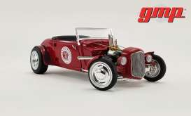 Hot Rod  - Indian Motorcycles 1934  - 1:18 - GMP - 18958 - gmp18958 | Toms Modelautos