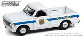 Chevrolet  - C-10 2008 white/blue - 1:24 - GreenLight - 85531 - gl85531 | Toms Modelautos