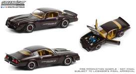 Chevrolet  - Z28 Yenko Turbo Z 1981 turbo brown - 1:18 - GreenLight - 13593 - gl13593 | Toms Modelautos