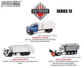 Assortment/ Mix  - 1:64 - GreenLight - 45130C - gl45130 | Toms Modelautos