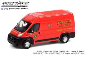 Ram  - ProMaster 2500 Cargo High Roof 2018  - 1:64 - GreenLight - 53030D - gl53030D | Toms Modelautos