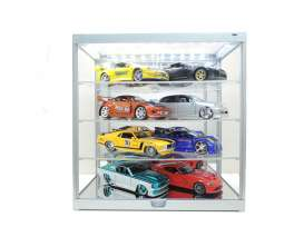 Accessoires diorama - 2021 silver - 1:18 - Triple9 Collection - 247840Ms - T9-247840Ms | Toms Modelautos