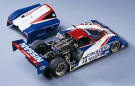 Nissan  - R89C  - 1:24 - Hasegawa - 51045 - has51045 | Toms Modelautos