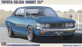 Toyota  - Celica 1600 GT  - 1:24 - Hasegawa - 21142 - has21142 | Toms Modelautos