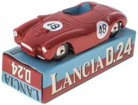 Lancia  - D24 #48 red - 1:43 - Magazine Models - magMYD24 | Toms Modelautos
