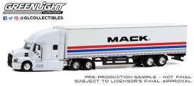 Mack  - Anthem 2018 white - 1:64 - GreenLight - 30266 - gl30266 | Toms Modelautos