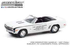 Chevrolet  - Camaro 1969 white - 1:64 - GreenLight - 30274 - gl30274 | Toms Modelautos