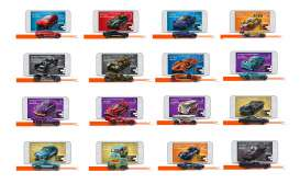Assortment/ Mix  - ID 2020 various - 1:64 - Hotwheels - FXB02 - hwmvFXB02-999J | Toms Modelautos
