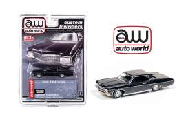 Chevrolet  - Impala SS hard top 1970 black - 1:64 - Auto World - CP7667 - AWCP7667 | Toms Modelautos