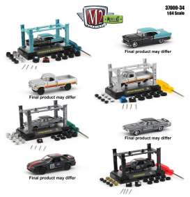 Assortment/ Mix  - various - 1:64 - M2 Machines - 37000-34 - M2-37000-34 | Toms Modelautos