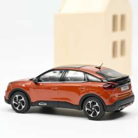 Citroen  - C4 2020 orange - 1:43 - Norev - 155445 - nor155445 | Toms Modelautos