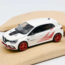 Renault  - Megane RS 2019 white - 1:43 - Norev - 517739 - nor517739 | Toms Modelautos