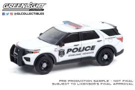 Ford  - 2020 white - 1:64 - GreenLight - 42960E - gl42960E | Toms Modelautos