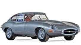 Jaguar  - E-Type Coupe 1964 grey - 1:12 - Norev - 122711 - nor122711 | Toms Modelautos