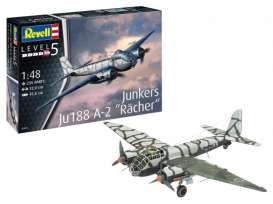 Planes  - Ju188 A-2  - 1:48 - Revell - Germany - revell03855 | Toms Modelautos