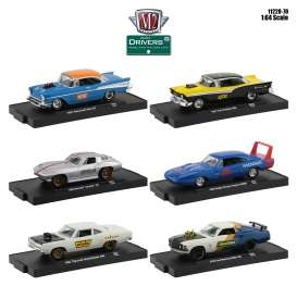 Assortment/ Mix  - various - 1:64 - M2 Machines - 11228-70 - M2-11228-70 | Toms Modelautos