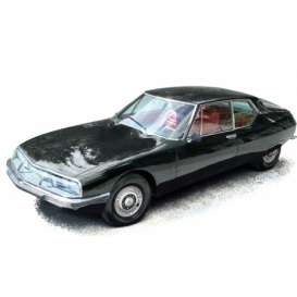 Citroen  - SM 1971 black - 1:43 - Norev - 158520 - nor158520 | Toms Modelautos