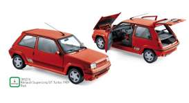 Renault  - 1989 red - 1:18 - Norev - 185216 - nor185216 | Tom's Modelauto's