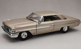 Ford  - Galaxie 500XL Hardtop 1964 chantilly beig - 1:18 - SunStar - 1436 - sun1436 | Toms Modelautos