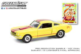 Shelby  - GT350 1966 yellow - 1:64 - GreenLight - 54050D - gl54050D | Toms Modelautos