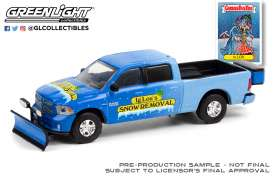 Ram  - 1500 2015 blue - 1:64 - GreenLight - 54050E - gl54050E | Toms Modelautos