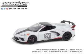 Chevrolet  - Corvette C8 2020  - 1:64 - GreenLight - 30254 - gl30254 | Toms Modelautos