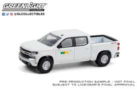 Chevrolet  - Silverado 2020  - 1:64 - GreenLight - 30255 - gl30255 | Toms Modelautos