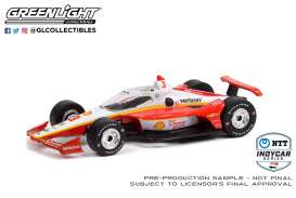 Chevrolet Honda - 2021  - 1:64 - GreenLight - 11502 - gl11502 | Toms Modelautos