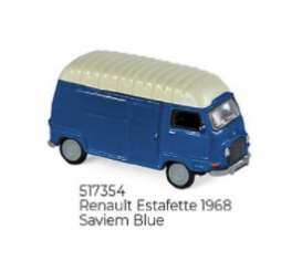 Renault  - Estafette 1968 blue - 1:87 - Norev - 517354 - nor517354 | Toms Modelautos
