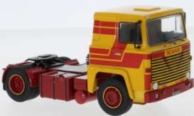 Scania  - LBT 141 yellow - 1:43 - IXO Models - TR075 - ixTR075 | Toms Modelautos